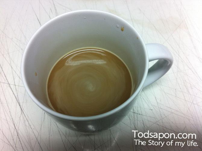 สีน้ำกาแฟ ARABUS Coffee 3 in 1