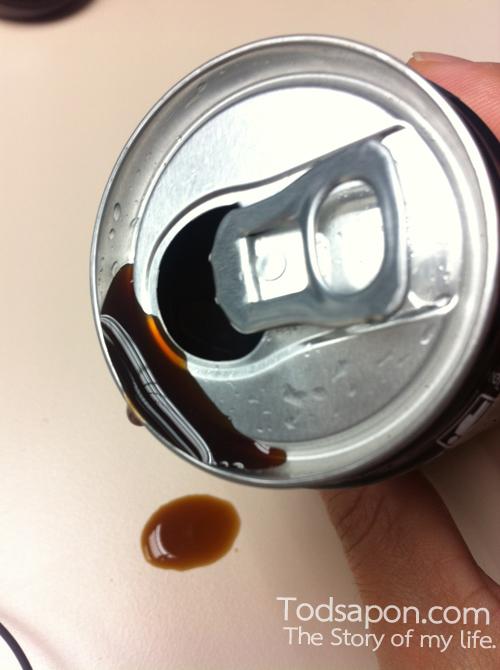 กาแฟกระป๋อง กาแฟ ดาว คอฟฟี่ Iced Long Black ไอซ์ลองแบล็ค น้ำกาแฟสีดำ