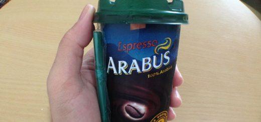กาแฟสด หากินง่ายต้อง Espresso ARABUS Coffee รีวิว ยิ่งกว่า Pantip