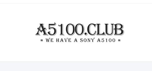 สวัสดี เรา E-MOUNT Α5100 หรือ A5100 ลูกคุณพ่อ SONY